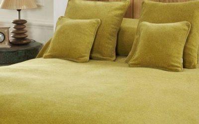The Benefits of Choosing Silk velvet bedspread